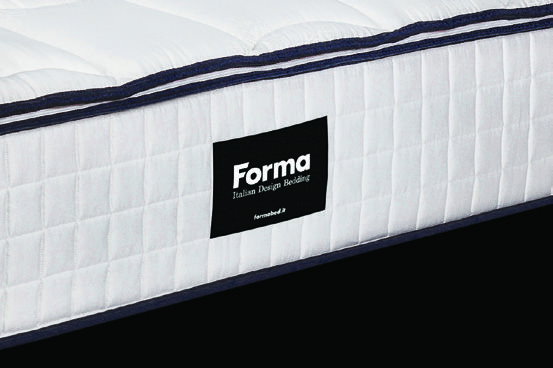 Forma bed